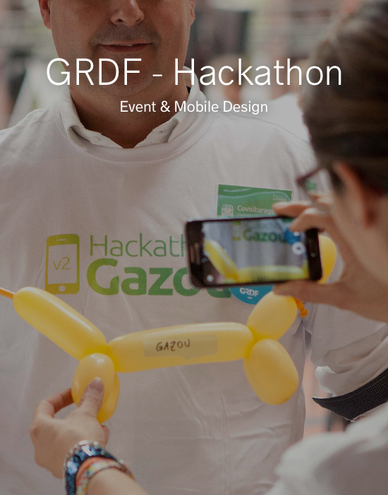 GRDF – Hackathon Gazou