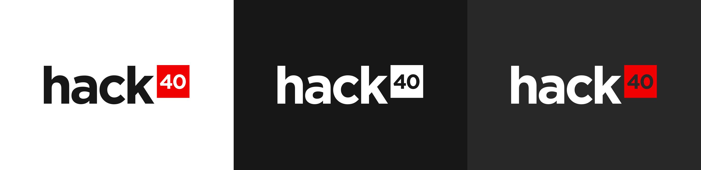 Hack40 - Logos