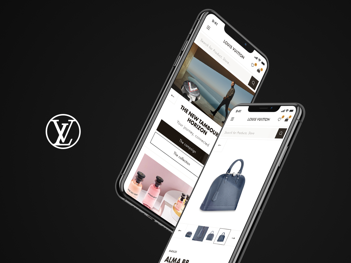 Louis Vuitton Revamp <span class=