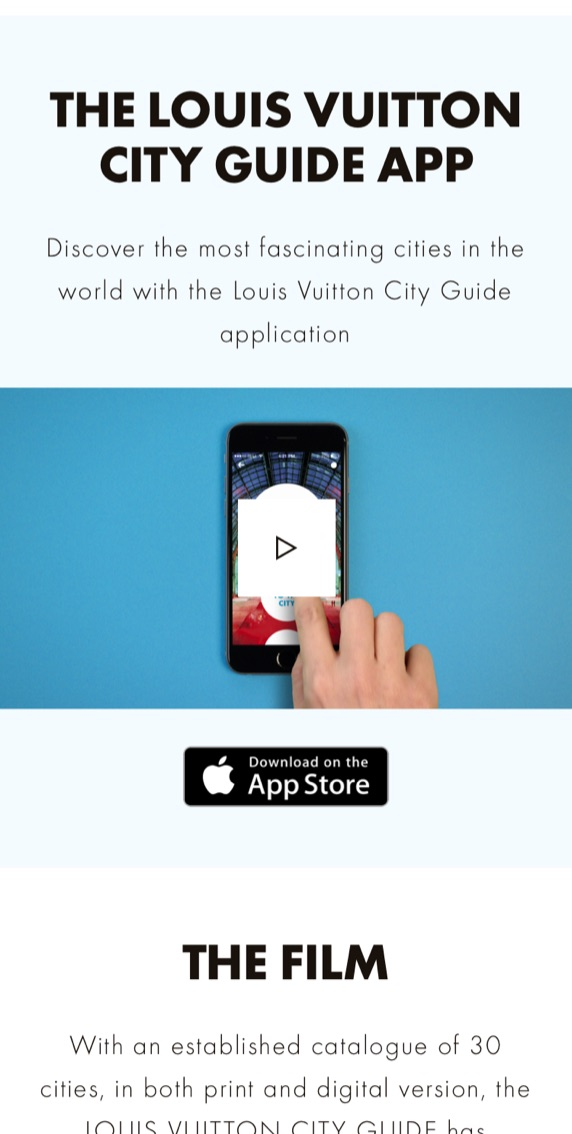 LV City Guide - App