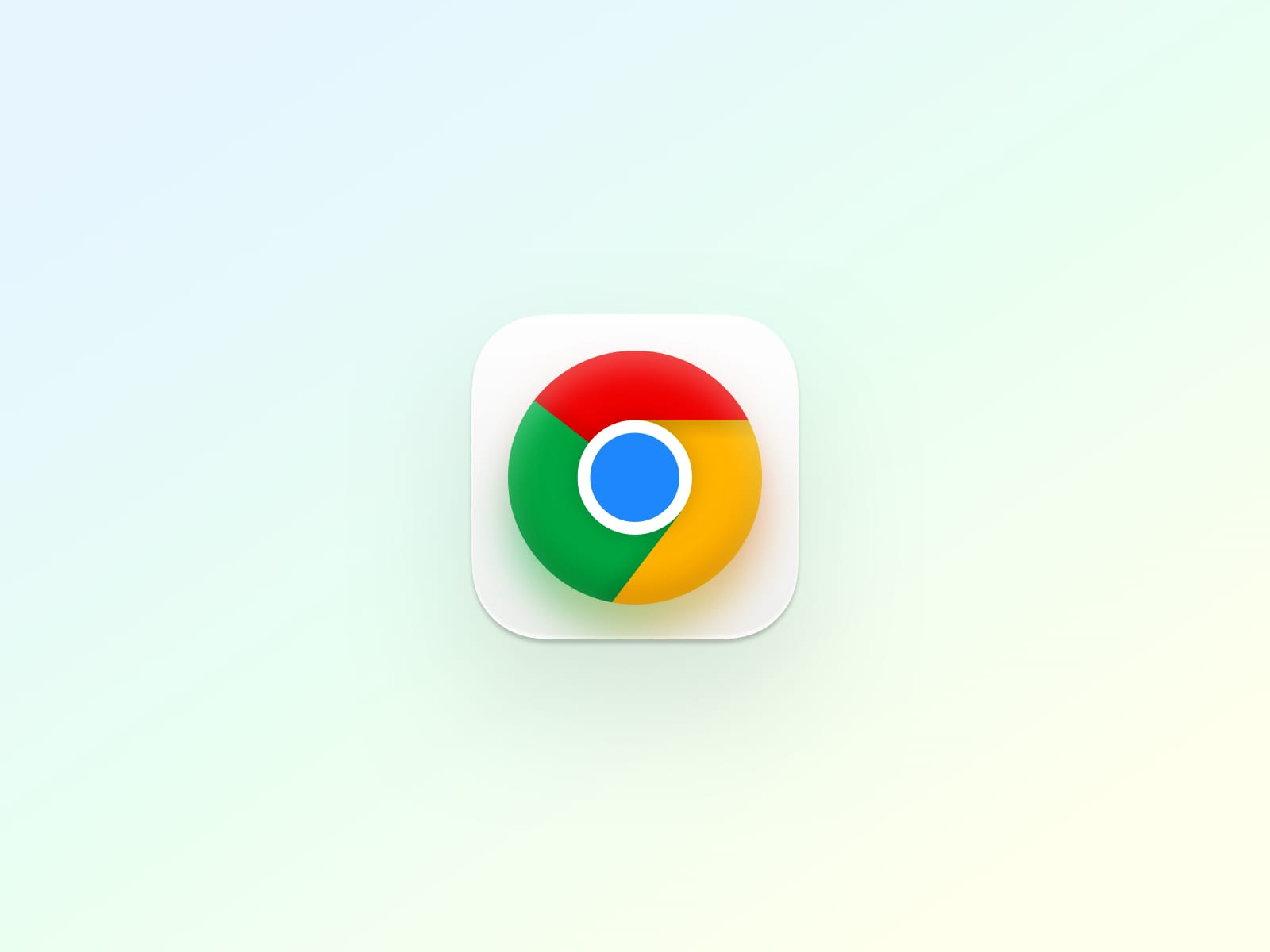 Chrome Big Sur Icon