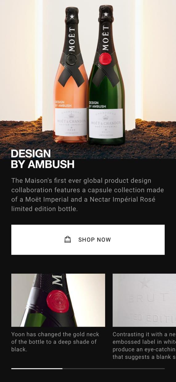 M&C x AMBUSH – Mobile 2