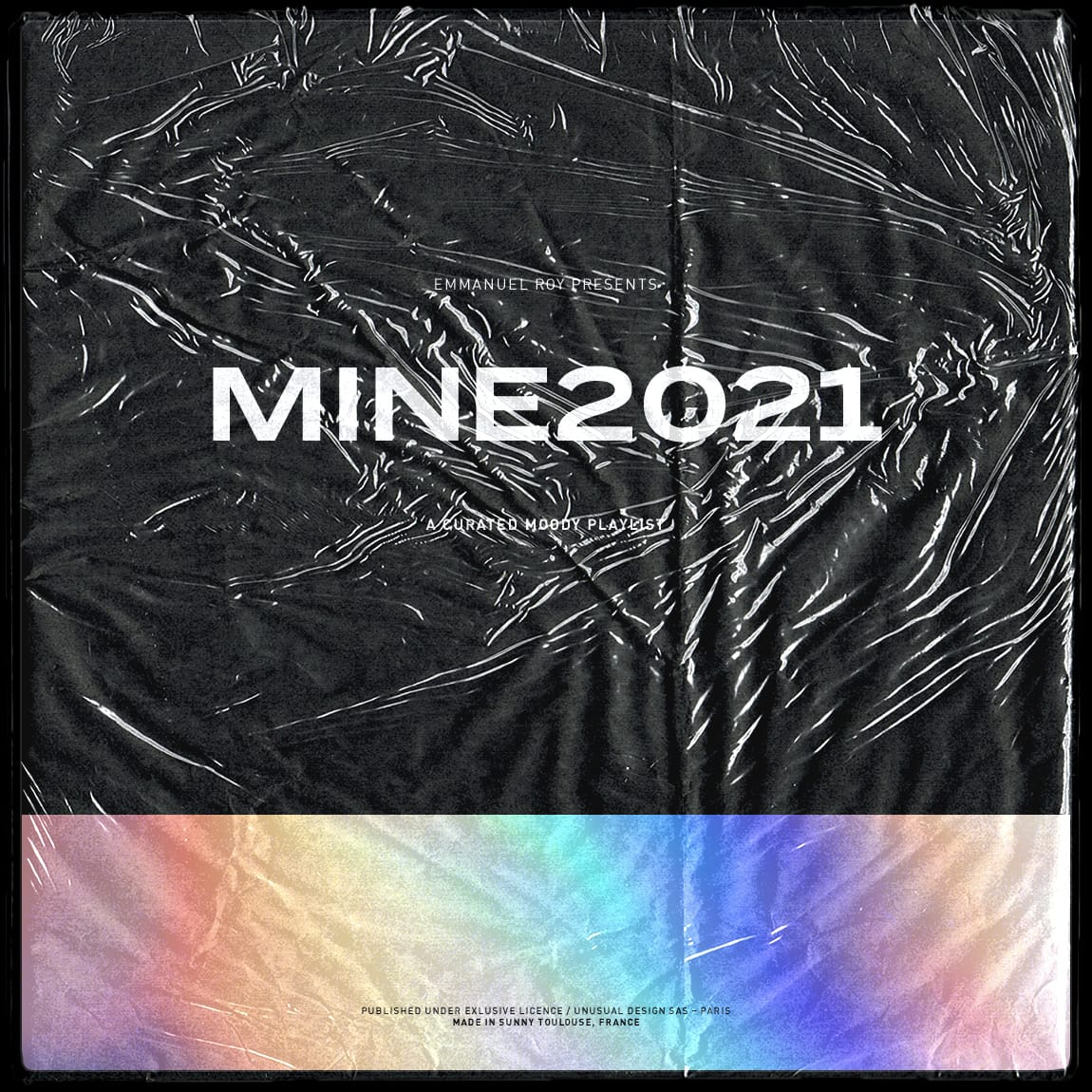 Mine 2021 Playlist Cover